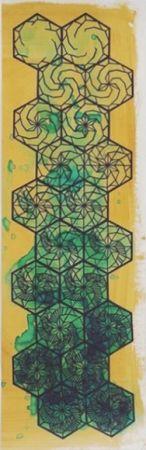 Sérigraphie Swoon - Braddock Tiles