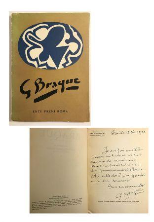 Livre Illustré Braque - Braque (1958)