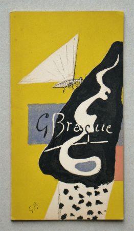 Livre Illustré Braque - Braque Graveur