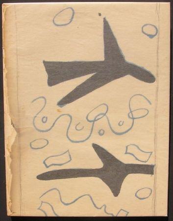 Livre Illustré Braque - Braque Lithographe