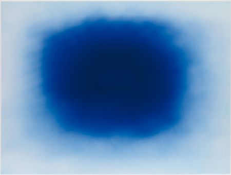 Lithographie Kapoor - Breathing Blue