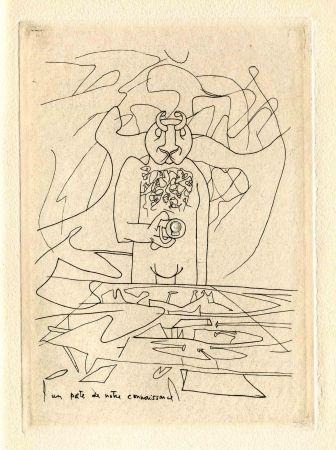 Pointe-Sèche Matta - BRETON (André). Les Manifestes du Surréalisme - suivis de Prolégomènes à un troisième Manifeste du Surréalisme ou non.