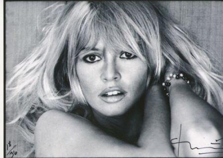 Photographie Stern - Brigitte Bardot. Saint Tropez