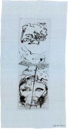 Livre Illustré Dufour  - BUTOR (Michel). La Banlieue de l'aube à l'aurore.