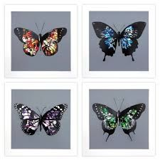 Sérigraphie Whatson - Butterfly