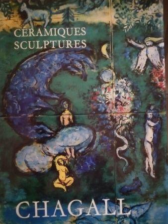 Livre Illustré Chagall - Céramiques Sculptures