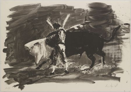 Lithographie Fischl - CAC