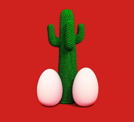 Aucune Technique Cattelan - Cactus God