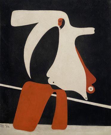 Pochoir Miró - Cahiers d'Art