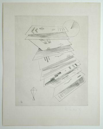 Gravure Kandinsky - Cahiers d'Art
