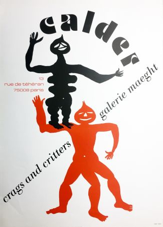 Affiche Calder - CALDER :