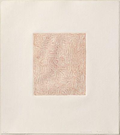 Gravure Siena - Camí de fletxes entre línies paral.leles
