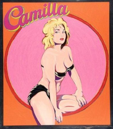 Sérigraphie Ramos - Camilla
