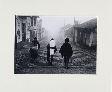 Photographie Garduño - Camino al Composant Ecuador