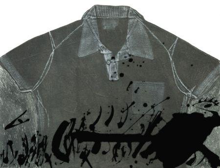 Gravure Tàpies - Camisa