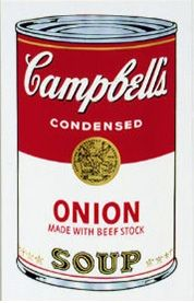 Sérigraphie Warhol (After) - Campbell´s Soup Can