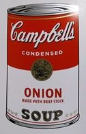 Sérigraphie Warhol (After) - Campbells soup onion