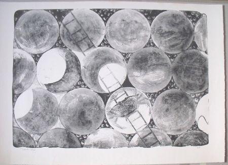 Lithographie Toledo - Cangrejo