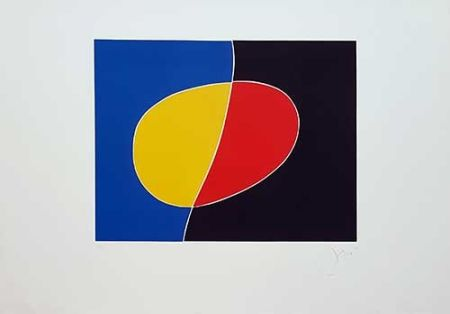 Gravure Miró - Cantic Del Sol