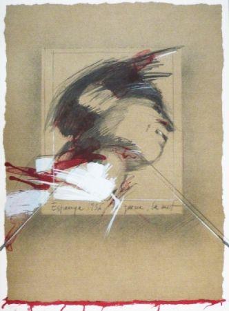 Lithographie Bru - Capa