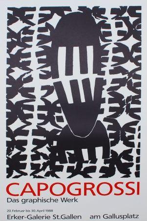 Lithographie Capogrossi - CAPOGROSSI - Das graphische Werk