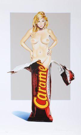 Lithographie Ramos - Caramia Caramello