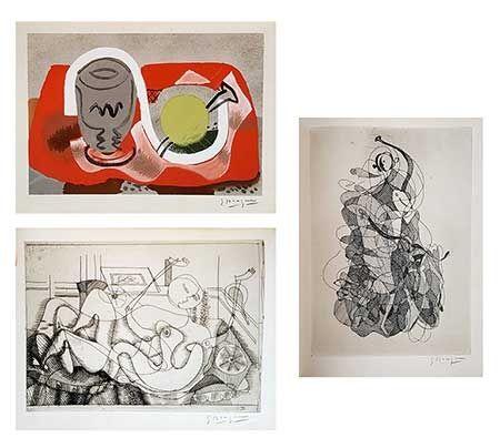 Livre Illustré Braque - Carl Einstein