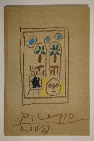 Livre Illustré Picasso - Carnet de la Californie