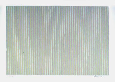 Lithographie Davis - Carousel