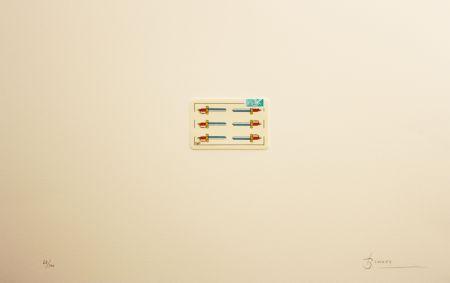 Lithographie Brossa - Carpeta 12 Aniversari Galeria Joan Prats