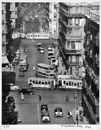 Photographie Català-Roca - Carrer Balmes, Barcelona, 1953