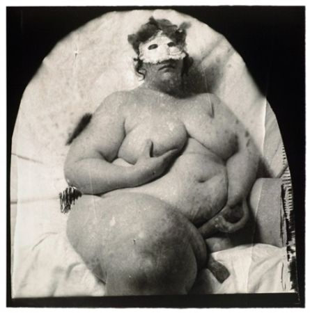 Photographie Peter Witkin - Carrot Cake #1