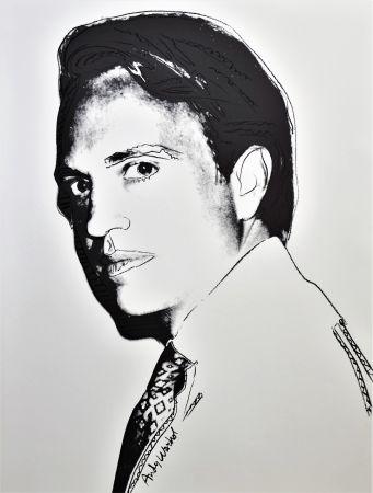 Multiple Warhol - Carter Burden