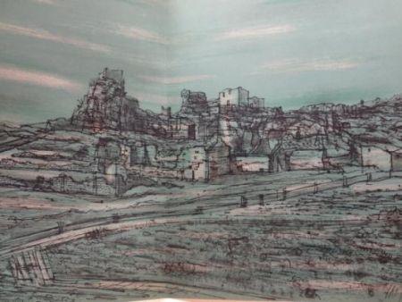 Livre Illustré Carzou - Carzou — Provence