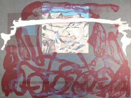 Lithographie Arranz-Bravo - Casa Azul y Blanca