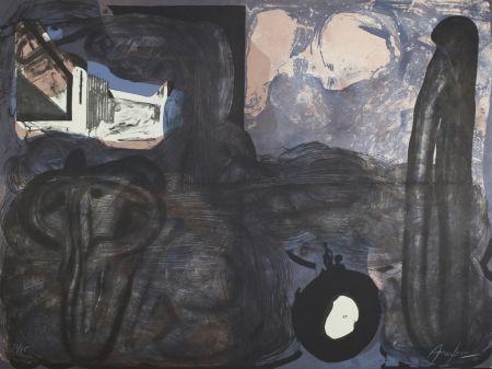 Lithographie Arranz-Bravo - Casa negra