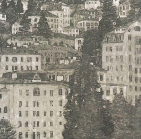 Aucune Technique Klimt - Casa sull'Attersee