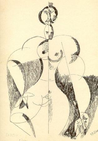 Livre Illustré Garelli - Caso di uomo