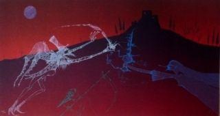Lithographie Ponç - Castellnou 2