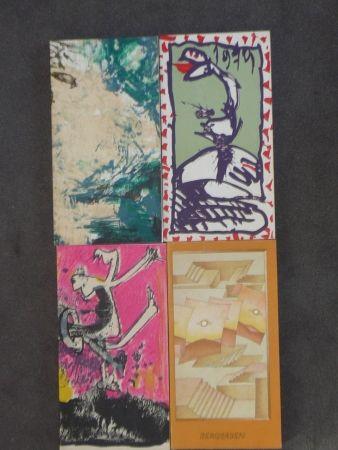 Lithographie Zao - Catalogue Berggruen