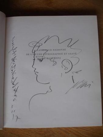 Livre Illustré Erni - Catalogue raisonné de l'oeuvre lithographié et gravé de Hans Erni. Tome premier: Lithographies de 1930 à 1957 [with] Tome deuxième: Lithographies de 1958 à 1970.