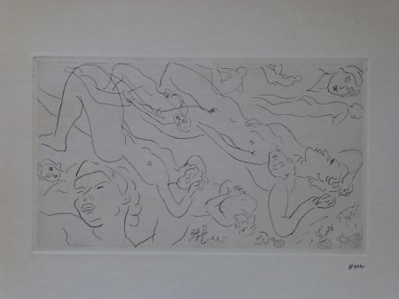 Eau-Forte Matisse - Catalogue raisonné des ouvrages illustrés