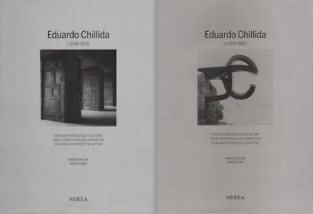 Livre Illustré Chillida - Catalogue raisonné of Sculpture 2 Volumes