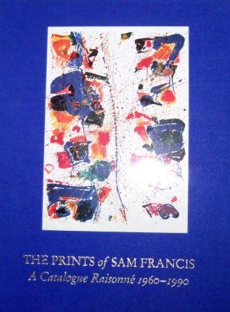 Livre Illustré Francis - Catalogue raisonné print 1960-1990