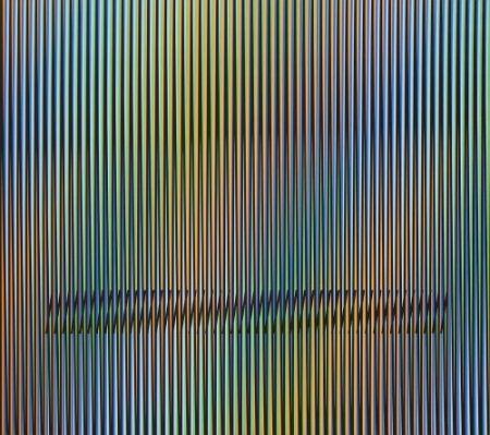 Lithographie Cruz-Diez - Caura-14