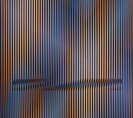 Lithographie Cruz-Diez - Caura-5