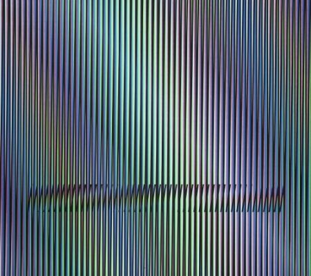 Lithographie Cruz-Diez - Caura-6