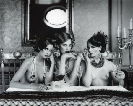 Photographie Lagrange - Caviar Girls B&W