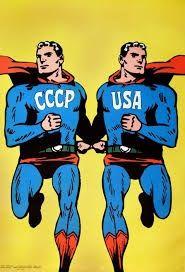 Affiche Cieslewicz  - CCP - USA