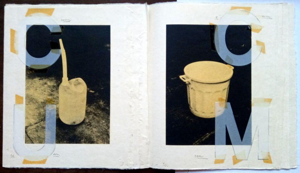 Lithographie Plensa - CCUM